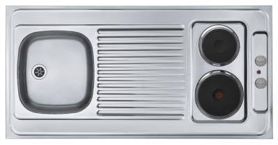 120R-50 Combi Electra sudoper-kuhalište Alveus
