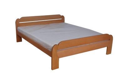 VIOLETA bračni masivni krevet