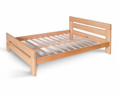 LARA drveni krevet 200x160