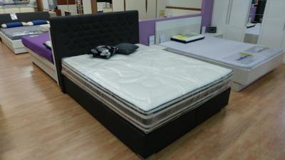 PREMIUM SPRING 200x160 tapecirani krevet INT