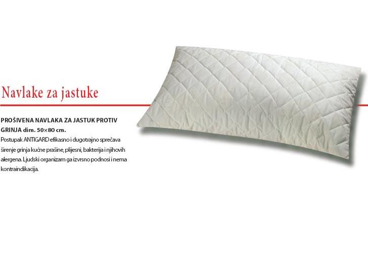 NAVLAKA za jastuke Lineaflex