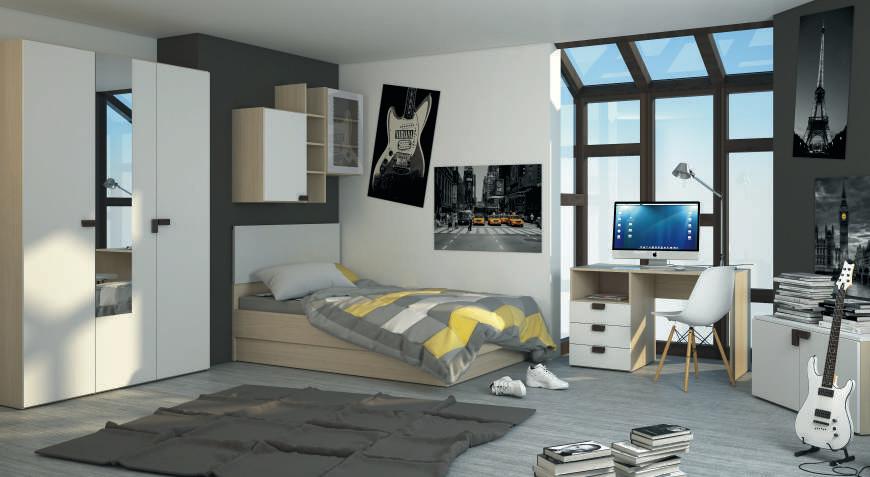 CENTER složiva soba | predsoblje | dnevni boravak  Alples