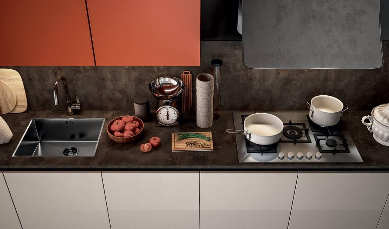 TIME složiva kuhinja Arredo3