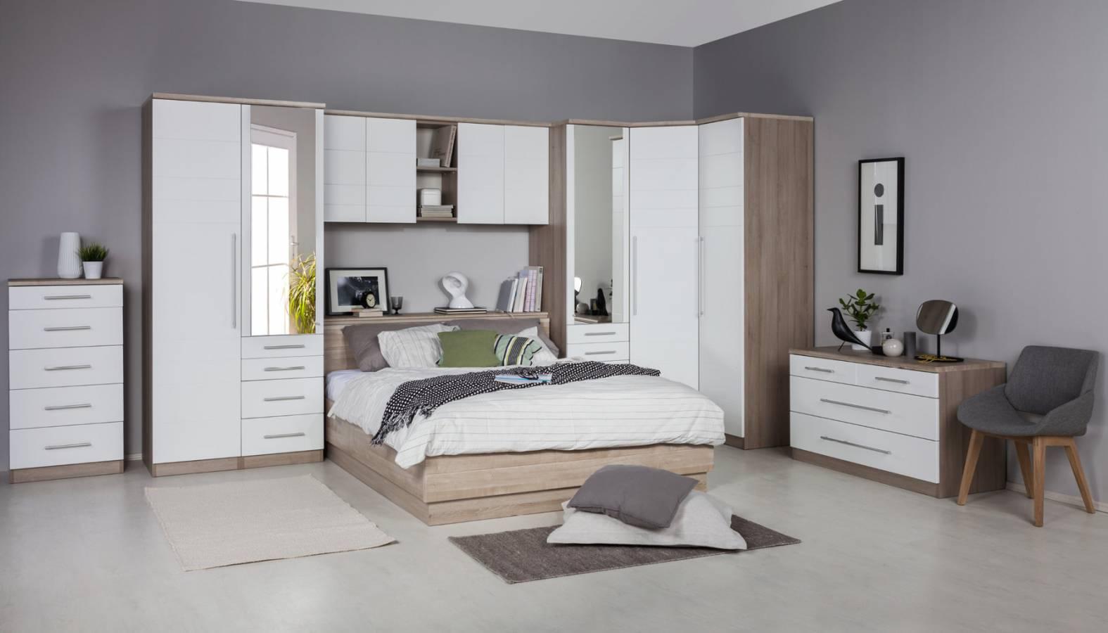 DORA složiva spavaća soba Hespo