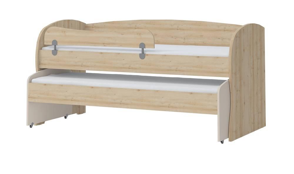 KRD1 krevet 200x090 + 190x080 sa podnicom KIKI