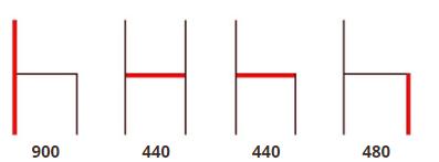 G501-3 blagavaonska stolica GNK