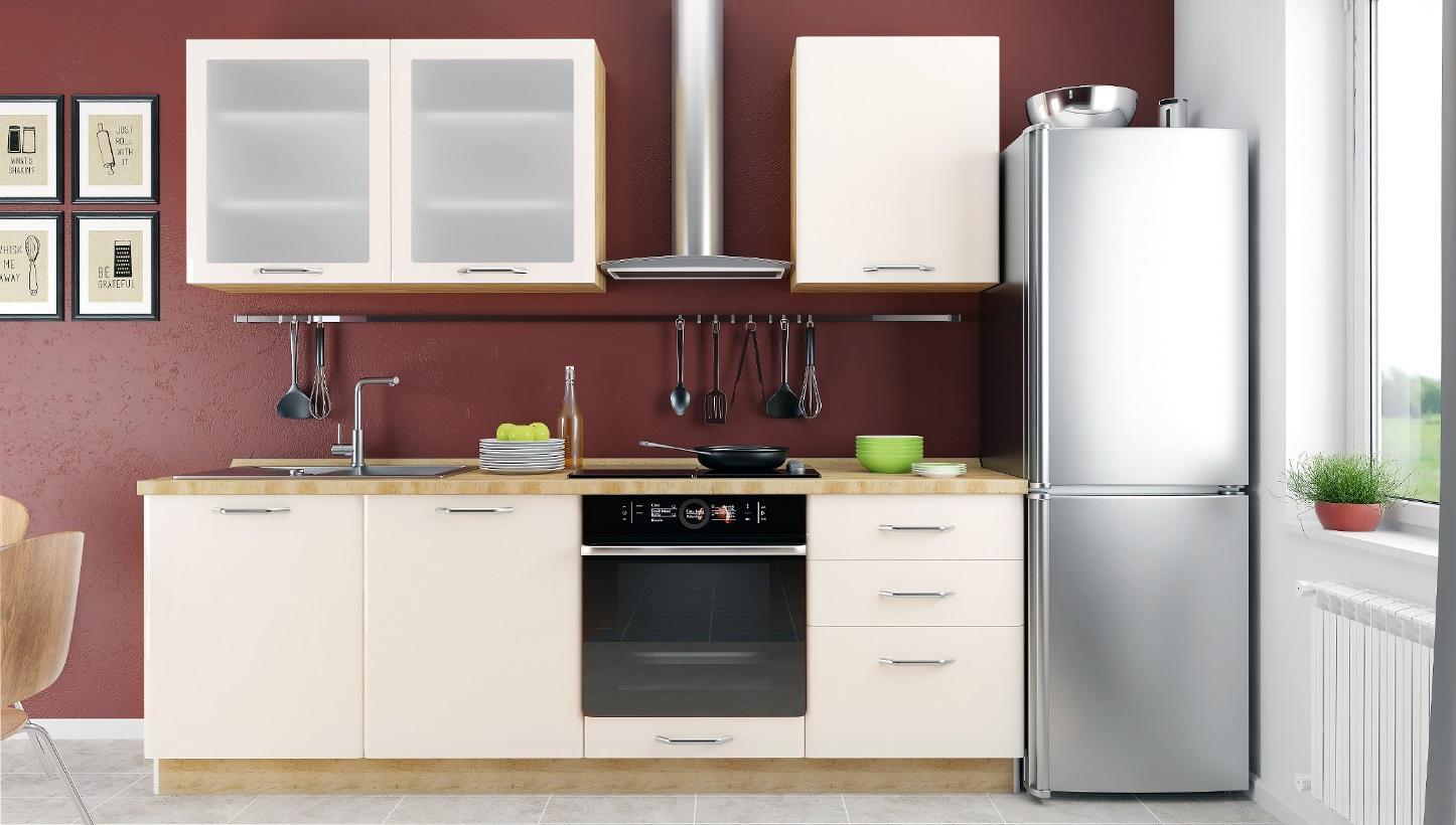 MODERN složiva kuhinja Jela