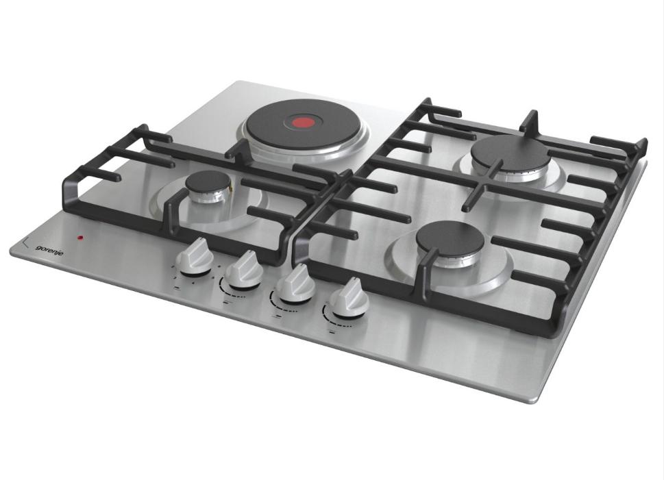GE681X kombinirana ploča za kuhanje Gorenje