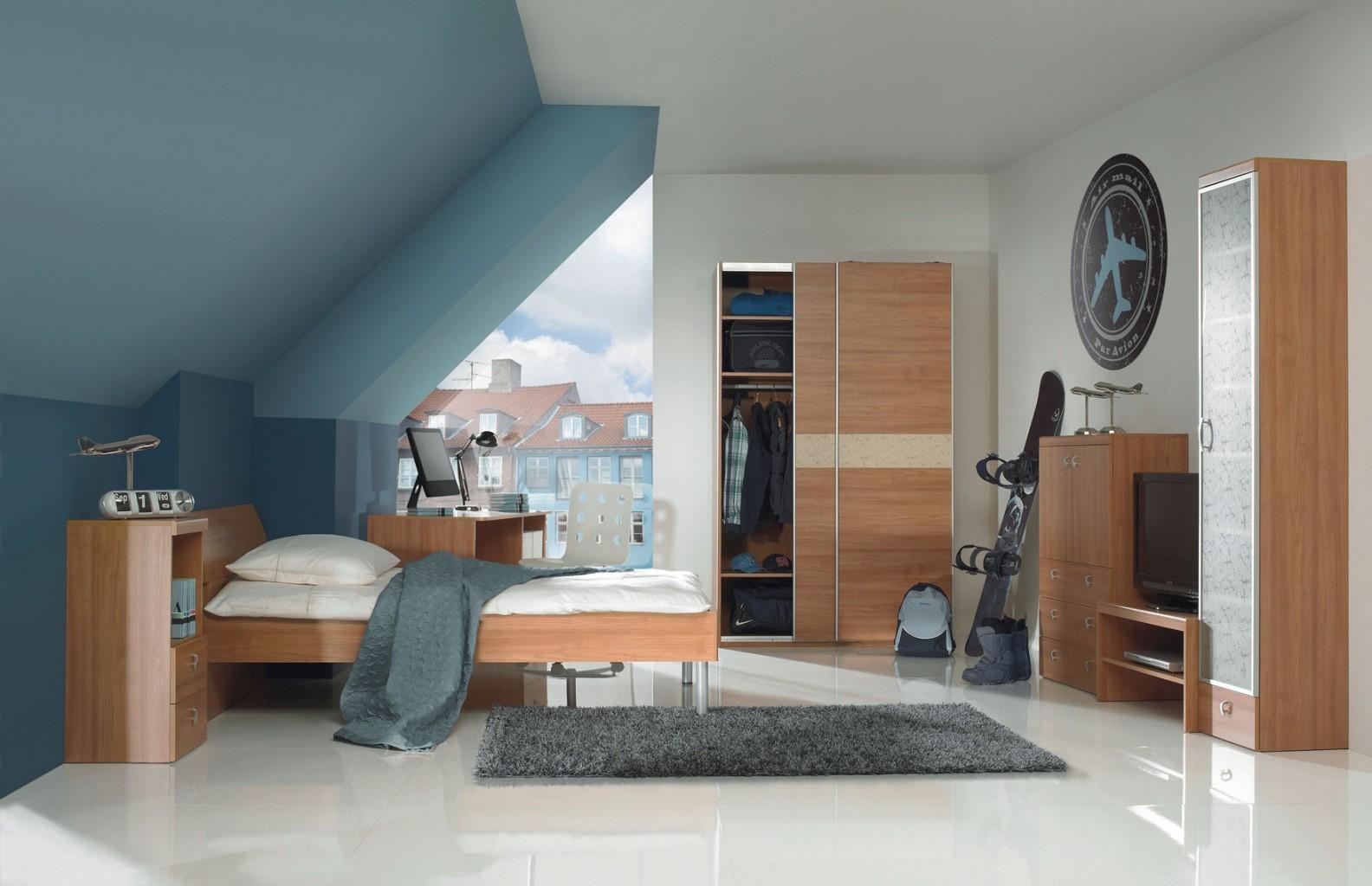 GLOBUS složiva spavaća soba Alples