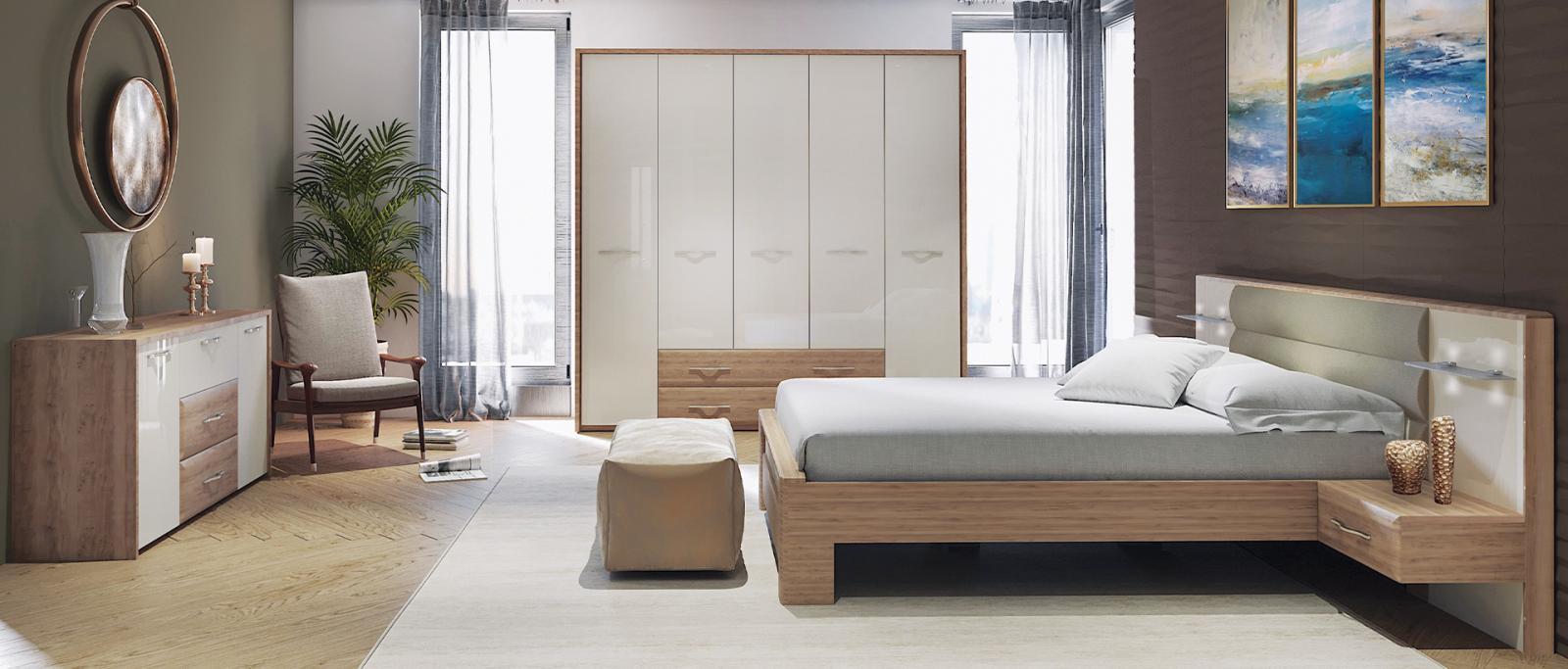 KALLA GALA složiva spavaća soba Jela