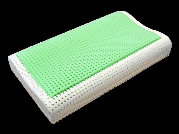 ECO GREEN jastuk od visco-elastične pjene Hespo