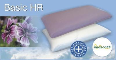 BASIC HR jastuk od HR pjene s ekstraktom sljeza Hespo