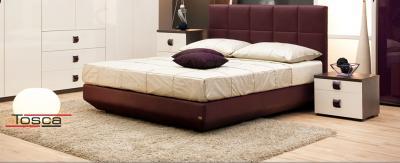 TOSCA tapecirani krevet Hespo