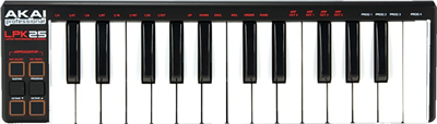 Akai LPK25 - MIDI klavijatura