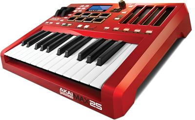 Akai MAX25 klavijatura