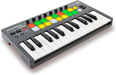 Novation Launchkey Mini klavijatura