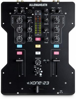 XONE:23 mixeta Allen&Heath