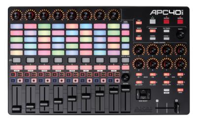 APC40 MKII kontroler Akai