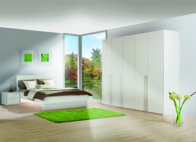 MEDEJA složiva spavaća soba bijela Alples