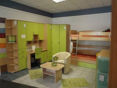 TIN složiva dječja i mladenačka soba