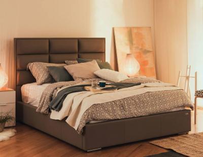 QUADRO LUNA 9 LUX tapecirani krevet Hespo