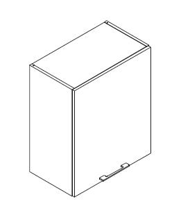 VIG30/40/45/50/60 VEI gornji element, 1 vrata VIGGO